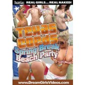 Texas Coeds Spring Break Beach Party