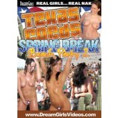 Texas Coeds Spring Break Beach Party 2