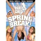Wild Party Girls Spring Break