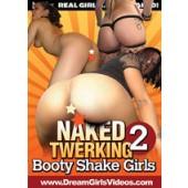 Naked Twerking 2 Booty Shake Girls