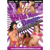 Wild Mom's & Daughters Perverted Playtime